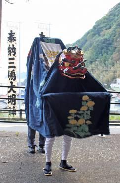 赤沢のお祭りです!!!