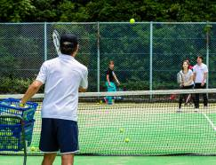 テニススクール入会キャンペーン