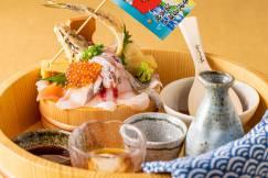 伊豆で新鮮な海鮮を@赤沢日帰り温泉館