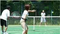 赤沢テニスコート